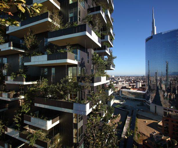 L'edilizia del futuro per combattere inquinamento e rendere le città più vivibili.