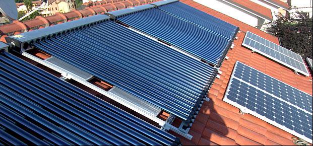 Pannello Solare A Concentrazione : Il collettore solare e nsight by gruppo efesto
